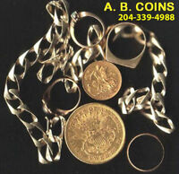 CASH FOR COINS... SILVER... ESTATE, JEWELRY...FREE APPRAISALS.