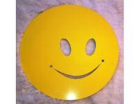 XL Wall Art Smiley Emoticon Emoji