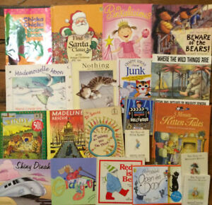 20 GREAT PICTURE BOOKS - $20