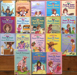 JUNIE B JONES Chapter Books 15 for $20