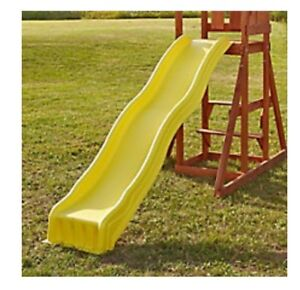 Cool Wave Slide for play structure