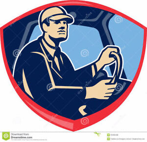 Driver and Labourer Wanted with own Vehicle