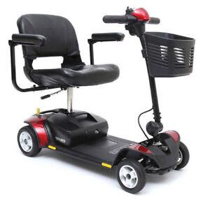 quadriporteur Go-Go SPORT Travel Electric Scooter