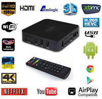 Android TV Box MXQ 2015 4K 3D Mali450MP 8 Coeurs Full Loaded