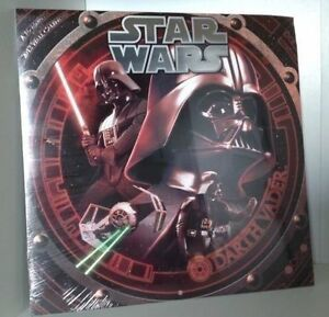 **BRAND NEW** 2012 Star Wars Saga wall calendar