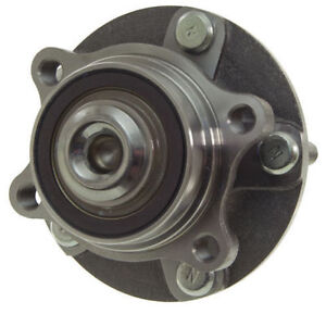 03-09 Infiniti G35 Nissan 350Z FRONT Wheel Hub Bearing Assembly