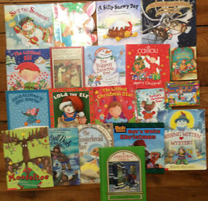 CHRISTMAS PICTURE BOOKS $2 each or all 20 for $30 London Ontario image 1