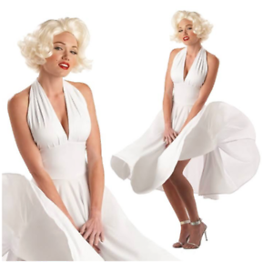 Marilyn Monroe Fancy Dress Costume Size Small Birkdale Redland Area Preview