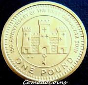 Gibraltar £1 Coin