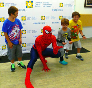K-W Spider-Man superhero birthday party appearance Cambridge Kitchener Area image 9