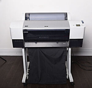 Epson Stylus 7800 large format printer