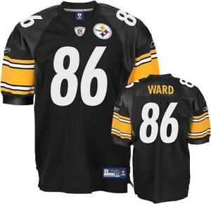 PITTSBURGH STEELERS JERSEY AND CAP (EXCELLENT CDN)