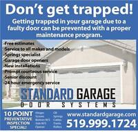 Garage Door Repair/Service, Local Small Business