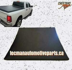 Tonneau covers Truck bed covers for Ford F150 Ford F250 Ford F350 Trifold Soft Trunk Covers