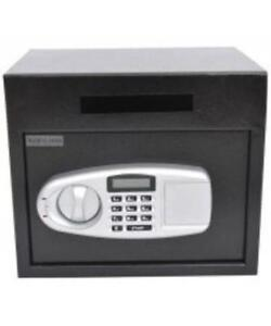 Digital Safety Box Locker / Vault Box with money slot drop box