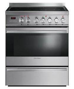 Cuisinière FISHER&PAYKEL 30'', Stainless/ Stove, Self-cleaning