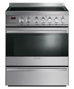 Cuisinière 30'' à convection, Stainless, Fisher&Paykel