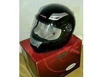 Arashi Daytona helmet size small NEW