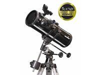 Sky watcher telescope