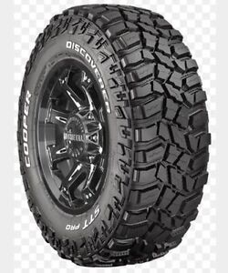 COOPER STT PRO MUD TIRES at New2You Tire in Barrie