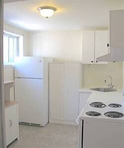 2 bedroom Basement Suite for rent - available on November 1 2016