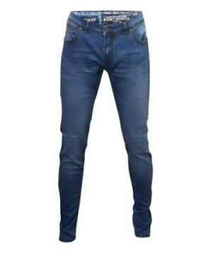 Slim fit jeans in maat 36