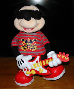Mickey mouse, Singing, moving toy