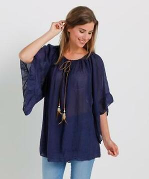 Blouse in maat 1 maat