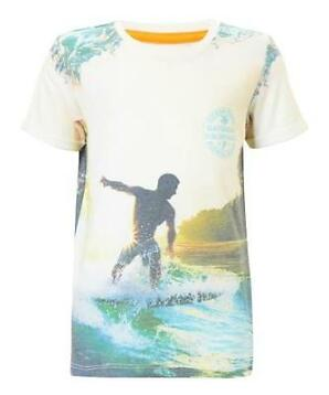 T-shirt met fotoprint in maat 92