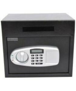 Digital Safety Box Locker / Vault Box with money slot drop box / safe box