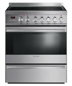 Cuisinière 30'' à induction, Fisher & Paykel