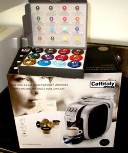 Cafetière Expresso Caffitaly S07 (Neuf)