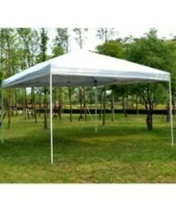 13'x 13' Pop up easy setup Tent / Tent for sale / Event tent / Wedding Tent Canopy Tent for sale