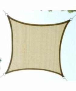 Sail Shades / Outdoor Patio 24 Square Sail Shade / Sand Shades