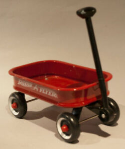 Little Red Wagon Doll Accessory MINT Condition