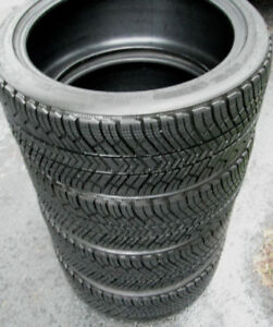 GREAT SHAPE! 235 40 19 - MICHELIN PILOT ALPIN PA4 - SNOW TIRES