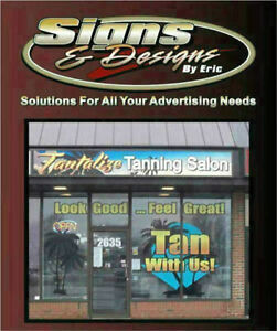 Graphics, Signs, Decals, Printing, Design, Vehicle Wraps Windsor Region Ontario image 2