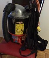 Back pack vacuum Hoover! $150