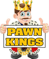 pawn kings is buying all good used electronics