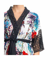 Guertina Cruz - Silk Velvet Robe/Nightgown/Kimono
