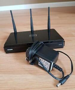 D-Link Dir 835 router running DDWRT