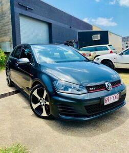 2014 Volkswagen Golf VII MY14 GTI DSG Grey 6 Speed Sports Automatic Dual Clutch Hatchback Moorooka Brisbane South West Preview