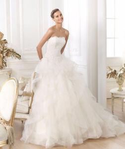 *reduced*90%OFF RETAIL! 2015 Pronovias Wedding dress