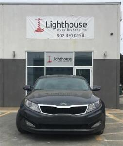 2012 Kia Optima EX-L Fully Loaded w/ Navigation!