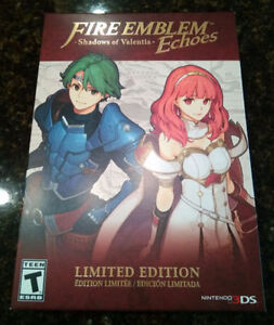 3ds Fire Emblem Echoes: Shadow of Valentia Limited