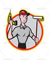 Quality Painting, Laminate Flooring Installs & Handyman Service