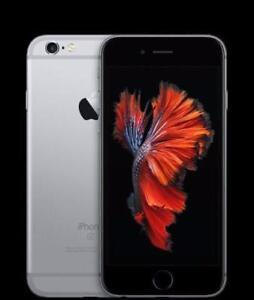 iPhone 6s 16GB Space Grey UNLOCKED ( including Freedom / Chatr ) MINT 10/10 condition $370 FIRM