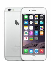 New Bell Apple iPhone 6 16GB Silver + Screen Protector + Case