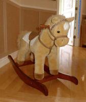 CHEVAL Mustang - Sauvage - à bascule - pour enfant  - 50$ Laval / North Shore Greater Montréal Preview