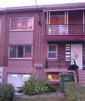 NEWLY RENOVATED UPPER&LOWER DUPLEX FOR IMMEDIATE RENT